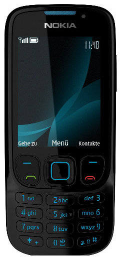nokia 6303i classic test handy ohne vertrag. Black Bedroom Furniture Sets. Home Design Ideas