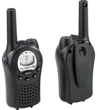 olympia pmr 1120 test walkie talkie. Black Bedroom Furniture Sets. Home Design Ideas