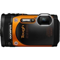 Olympus Tough TG-860 orange