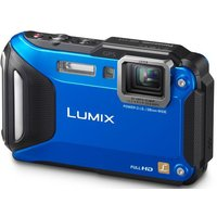 Panasonic Lumix DMC-FT5 blau
