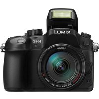 Panasonic Lumix DMC-GH4 Kit Lumix G X Vario f/2,8 / 12-35 mm ASPH Power OIS