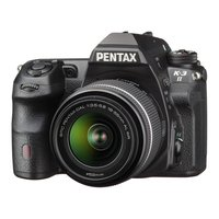 Pentax K-3 II Kit 18-55 mm f/3,5-5,6 SMC DA AL WR