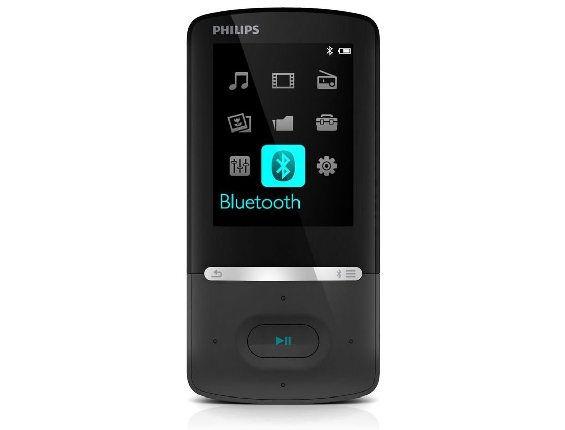 philips gogear 8gb test mp3 player. Black Bedroom Furniture Sets. Home Design Ideas