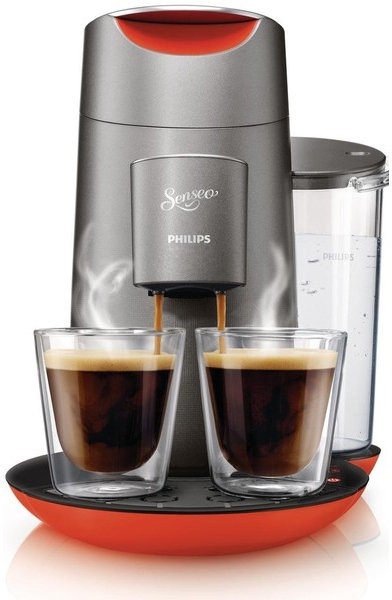 philips hd7873 50 senseo twist titanium test kaffeepadmaschine. Black Bedroom Furniture Sets. Home Design Ideas