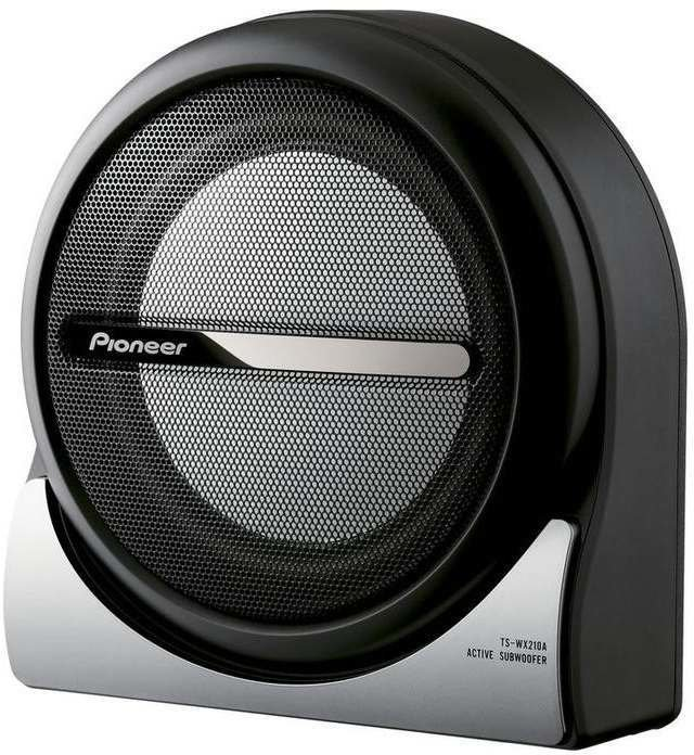 pioneer ts wx210a test auto subwoofer