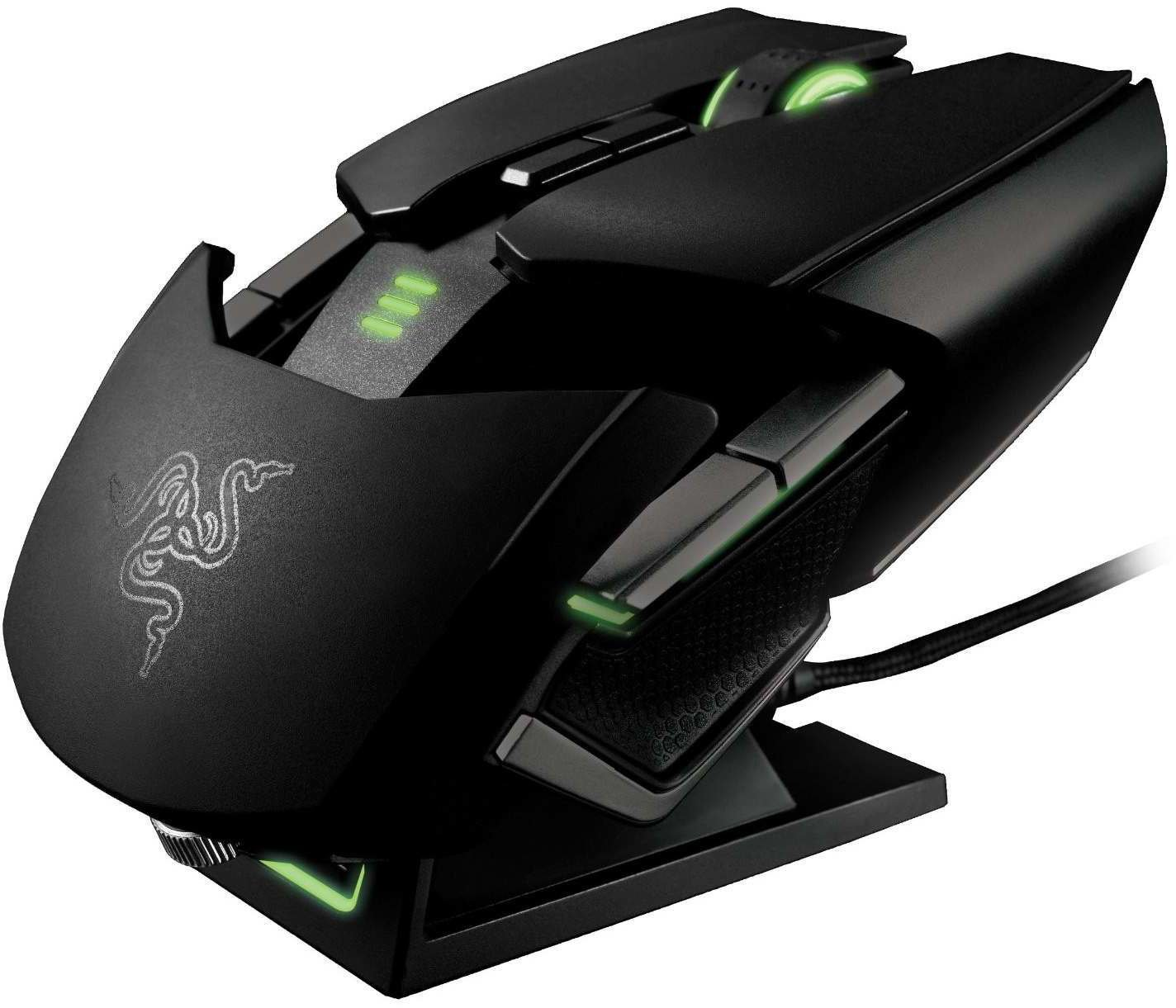 razer ouroboros test gaming maus. Black Bedroom Furniture Sets. Home Design Ideas