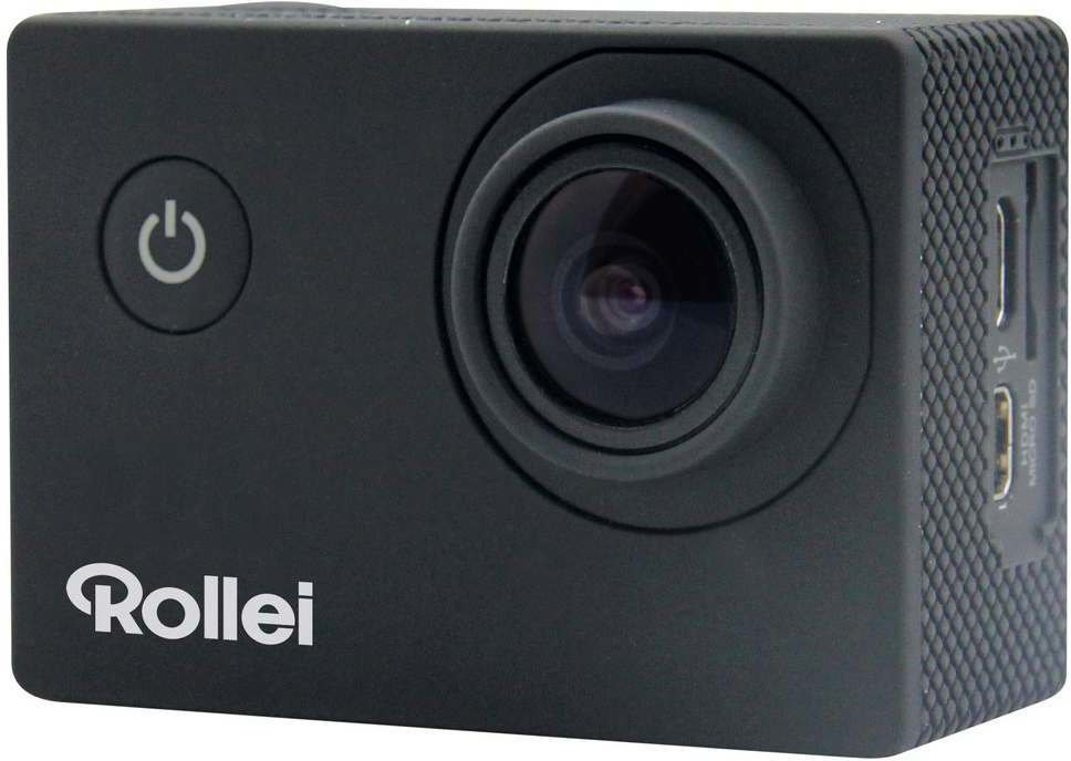 rollei actioncam 300 test action cam. Black Bedroom Furniture Sets. Home Design Ideas