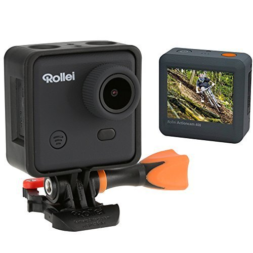 rollei actioncam 400 test action cam. Black Bedroom Furniture Sets. Home Design Ideas