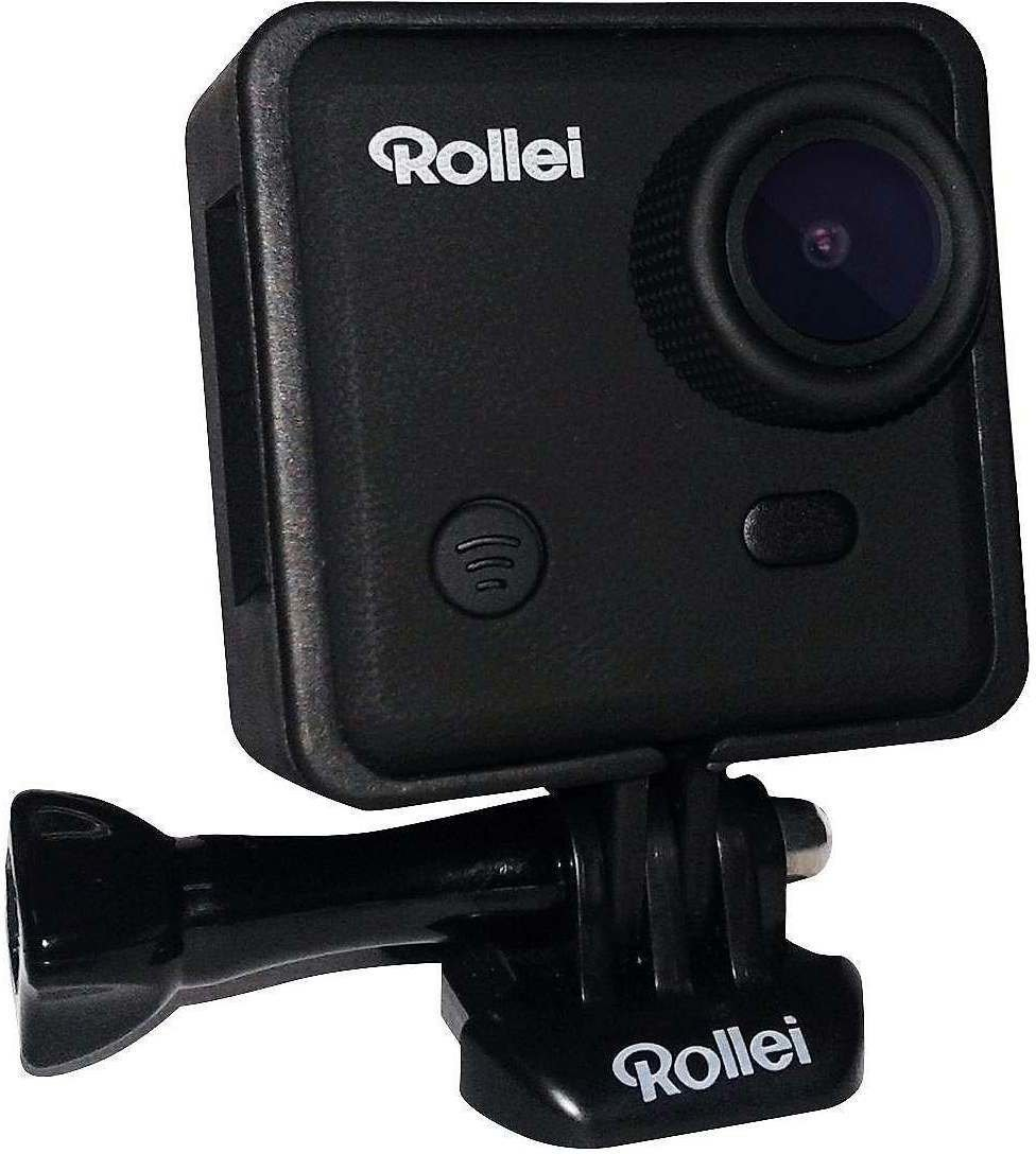 rollei actioncam 410 test action cam. Black Bedroom Furniture Sets. Home Design Ideas