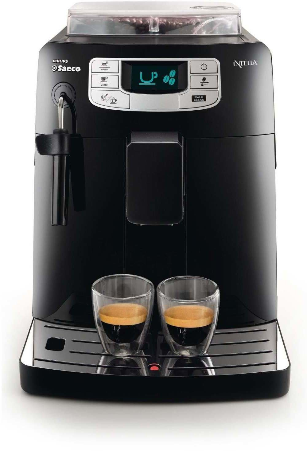 Saeco Hd 8751 11 Intelia Focus Kaffeevollautomat Im Test