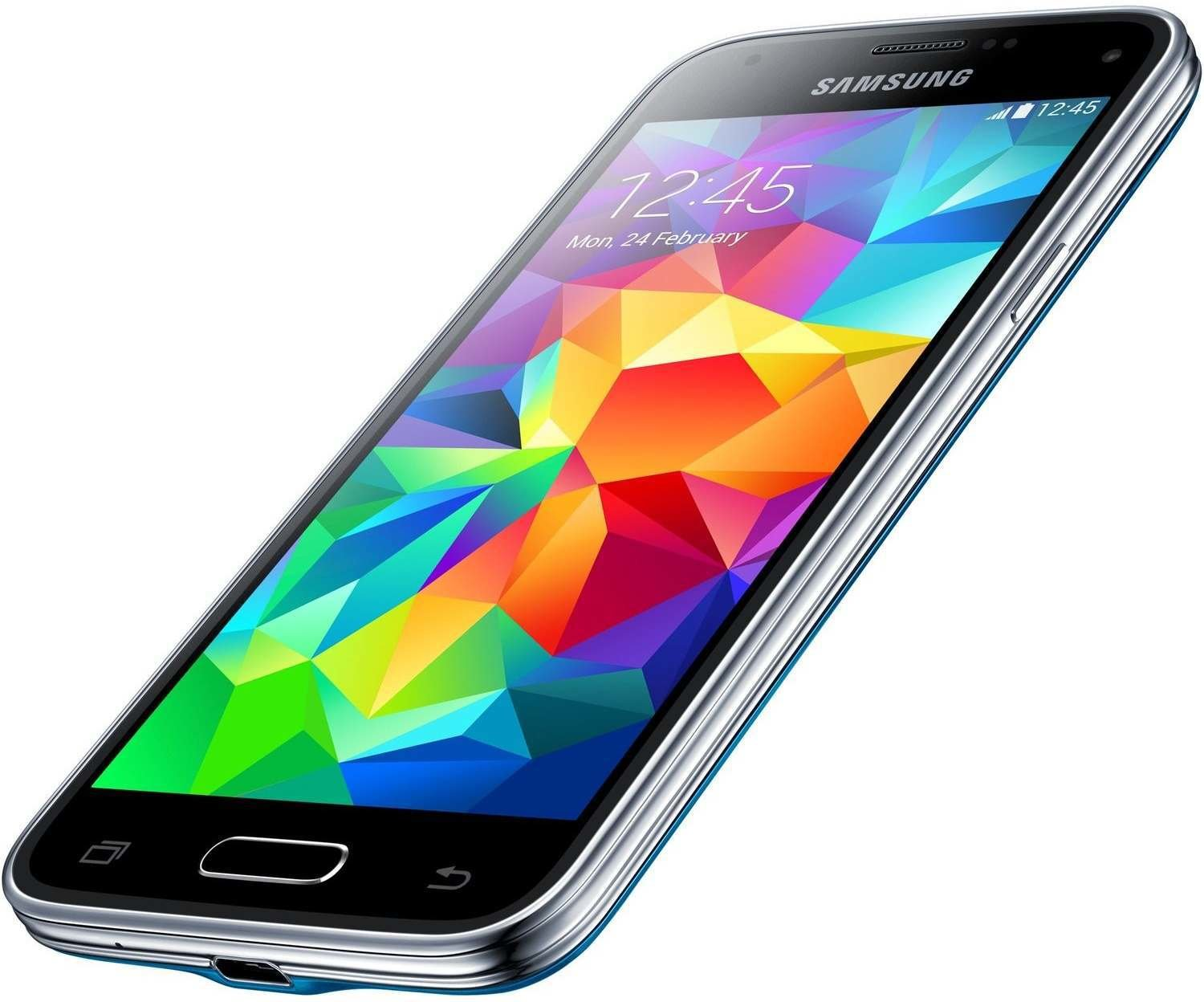 samsung galaxy s5 mini blau test smartphone. Black Bedroom Furniture Sets. Home Design Ideas