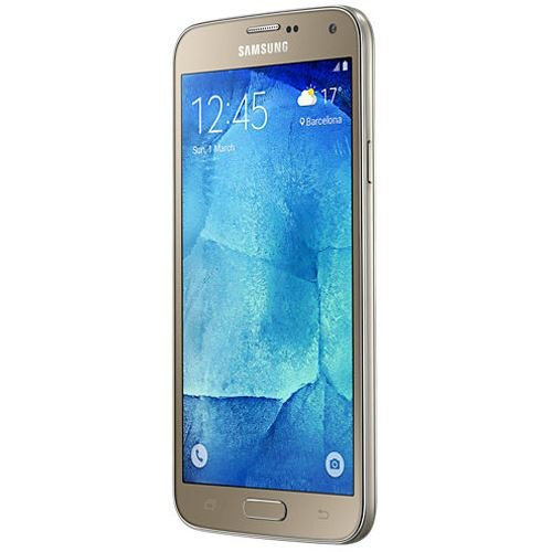 samsung galaxy s5 neo 16gb gold test smartphone. Black Bedroom Furniture Sets. Home Design Ideas