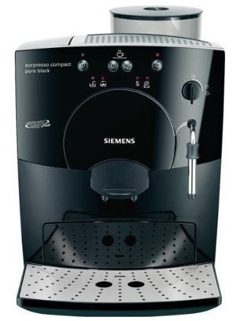 siemens tk53009 surpresso compact kaffeevollautomat im. Black Bedroom Furniture Sets. Home Design Ideas