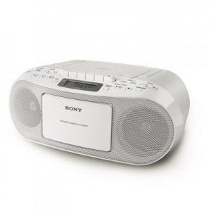sony cfd s50 test kassetten cd radio. Black Bedroom Furniture Sets. Home Design Ideas