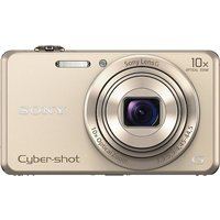 Sony Cyber-SHOT DSC-WX220 gold