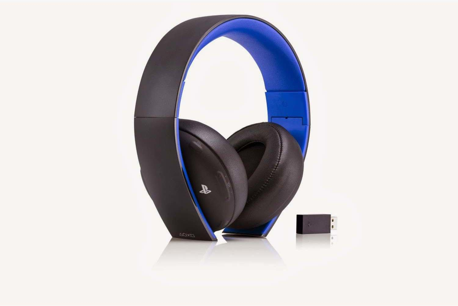 sony gold wireless stereo headset 2 0 for ps4 test. Black Bedroom Furniture Sets. Home Design Ideas