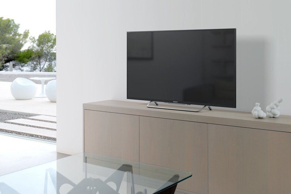 sony kdl 42w805bbae2 test full hd fernseher. Black Bedroom Furniture Sets. Home Design Ideas