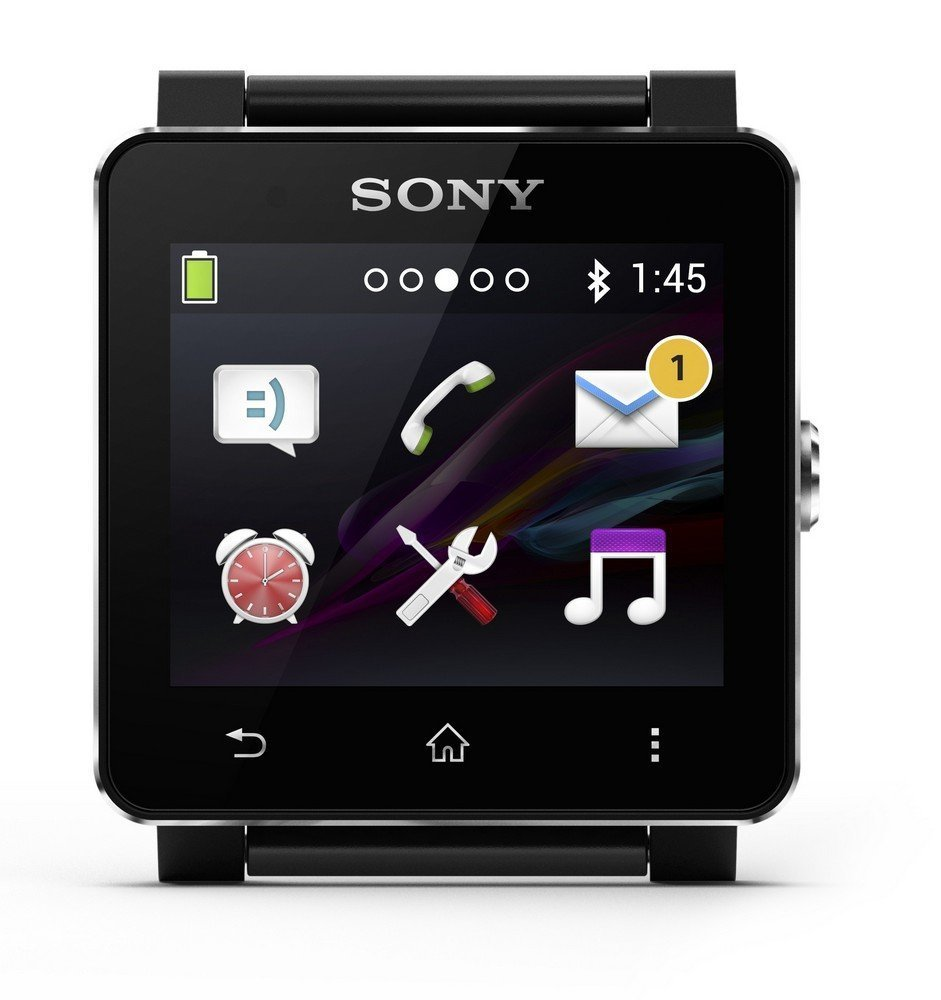 sony smartwatch 2 metallarmband test smartwatch. Black Bedroom Furniture Sets. Home Design Ideas