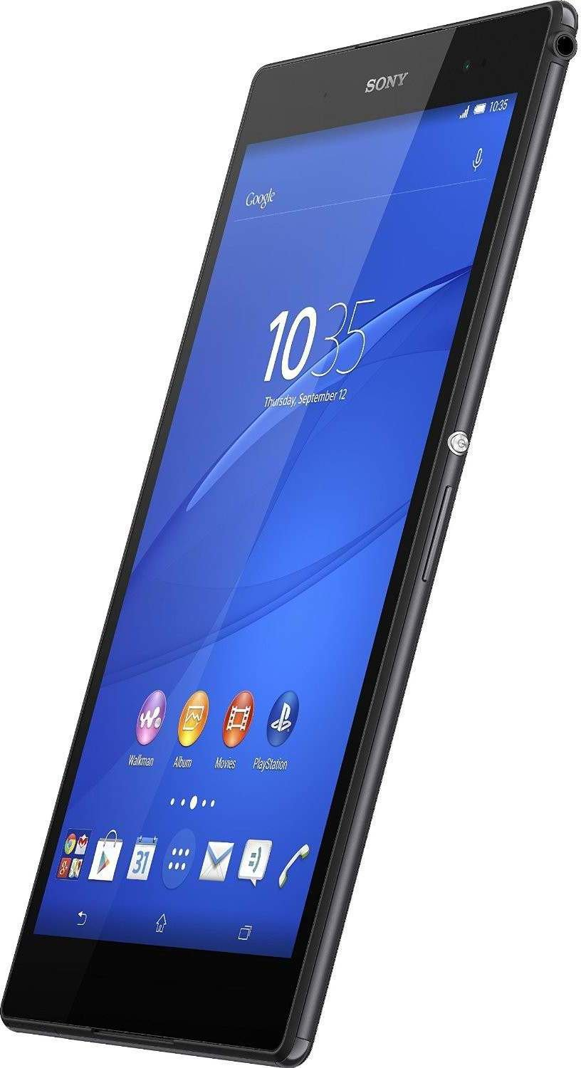 sony xperia z3 tablet compact wi fi 16gb schwarz test. Black Bedroom Furniture Sets. Home Design Ideas