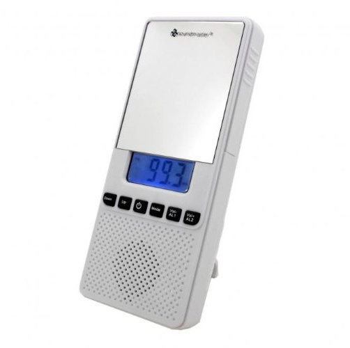 Soundmaster br 80 test radio for Radio salle de bain legrand