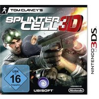 Splinter Cell 3D (Tom Clancy) (3DS)