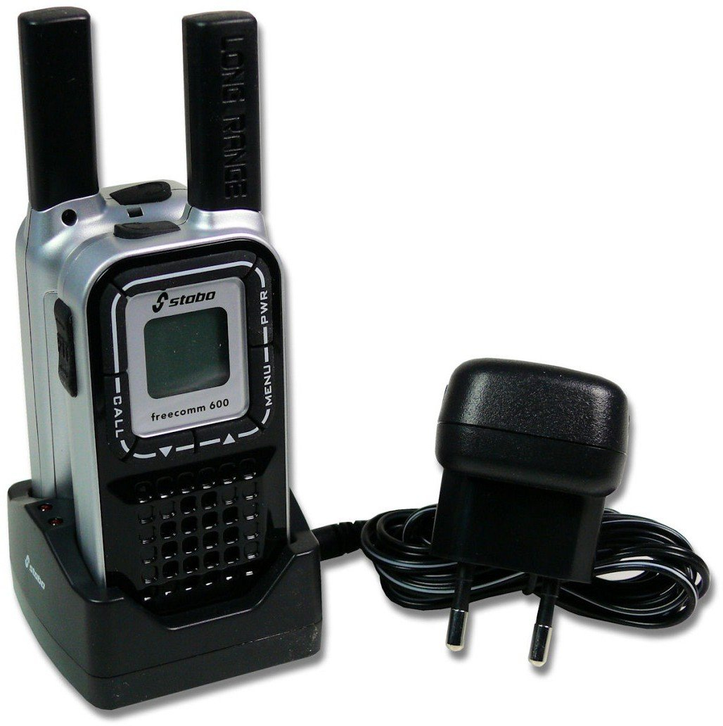 stabo freecom 600 test walkie talkie. Black Bedroom Furniture Sets. Home Design Ideas