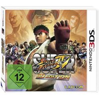 Super Street Fighter IV 3D-Edition (3DS)