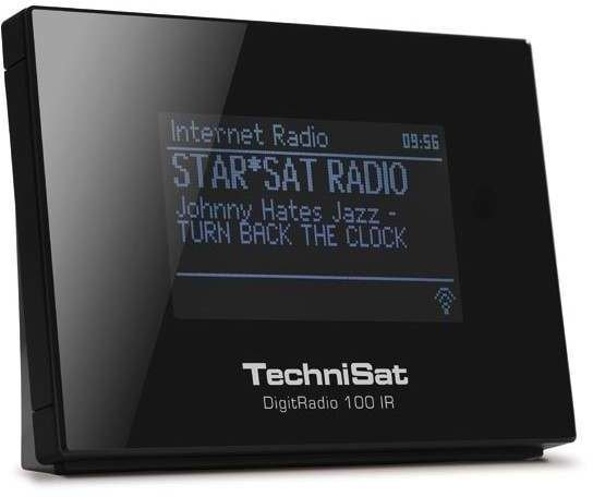 technisat digitradio 100 ir test radio. Black Bedroom Furniture Sets. Home Design Ideas