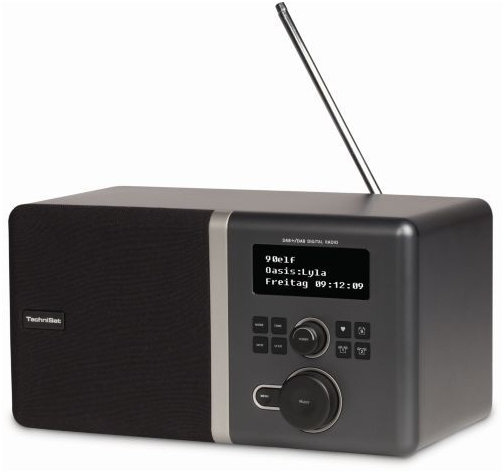 technisat digitradio 300 wei test radio. Black Bedroom Furniture Sets. Home Design Ideas