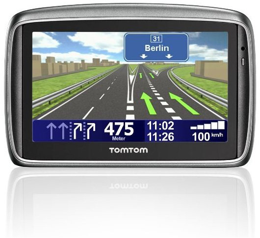 tomtom go 740 live test navigationssystem. Black Bedroom Furniture Sets. Home Design Ideas