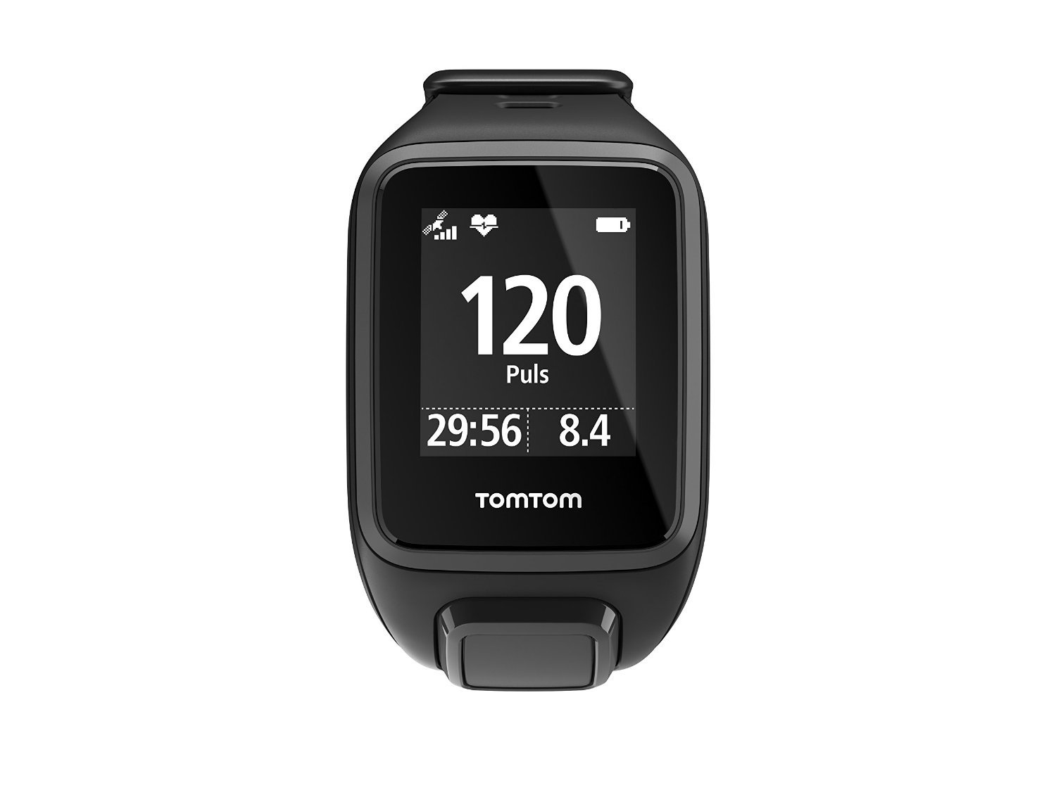 tomtom spark cardio music l test fitness tracker. Black Bedroom Furniture Sets. Home Design Ideas