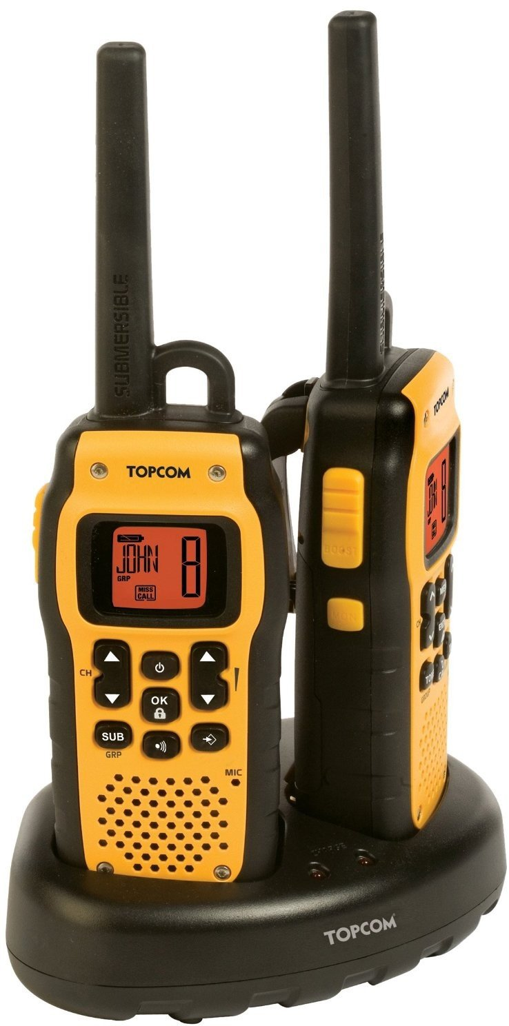 topcom protalker pt 1078 test walkie talkie. Black Bedroom Furniture Sets. Home Design Ideas