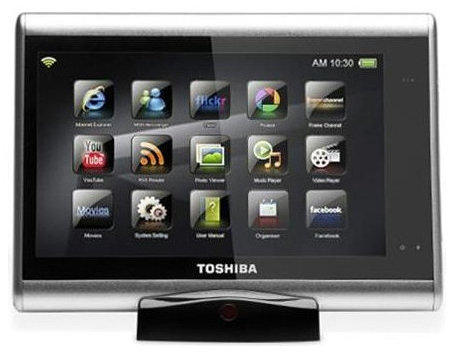 toshiba journ e touch test tablet pc. Black Bedroom Furniture Sets. Home Design Ideas