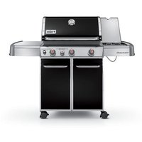 weber gasgrill genesis e 330 schwarz gasgrill im test auf. Black Bedroom Furniture Sets. Home Design Ideas