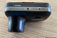 Dashcam Unterseite