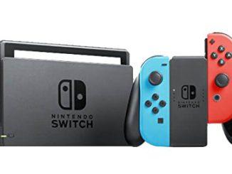 Nintendo Switch (Quelle: Nintendo)