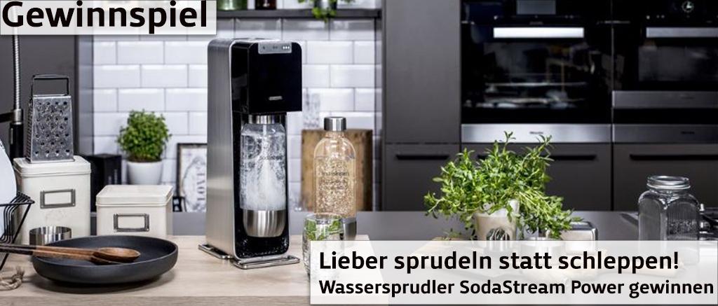 SodaStream Power Teaser