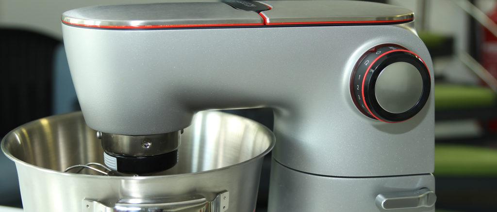 Test: Bosch OptiMUM MUM9DT5S41 Küchenmaschine