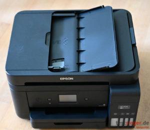 Epson EcoTank ET-4750 - Ausstattung