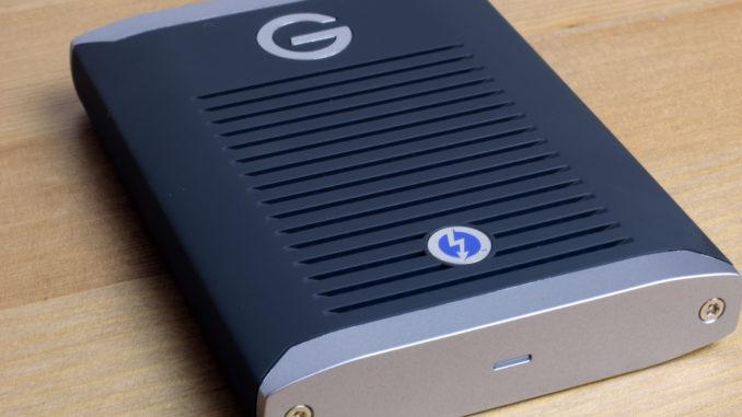 G Technologie G Drive mobile Pro SSD