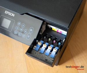 Epson EcoTank ET-2720 - Erstinstallation