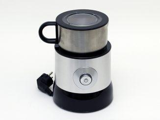 Tchibo Induktions-Milchaufschäumer.