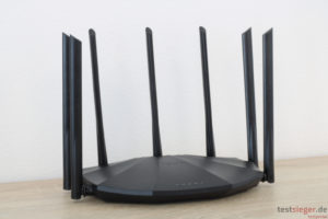 Tenda AC23 AC2100 Dual Band Gigabit WiFi Router