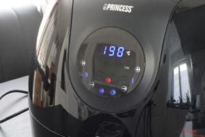 Princess 182050 Digitale Familien-Heißluftfritteuse