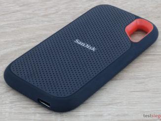 SanDisk Extreme Portable SSD V2 1 TB