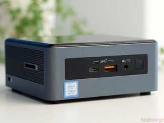 Intel NUC8i5INH SSD