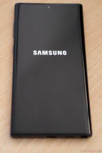 Samsung Galaxy Note Betriebssystem
