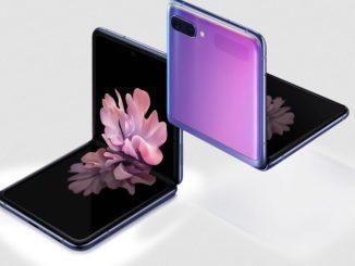 Samsung Galaxy Z Flip (Quelle: Samsung)