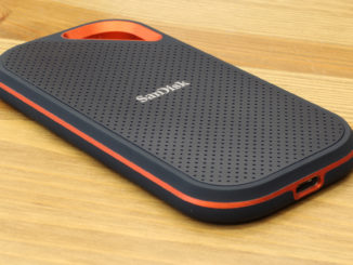 SanDisk Extreme Pro Portable SSD 500 GB