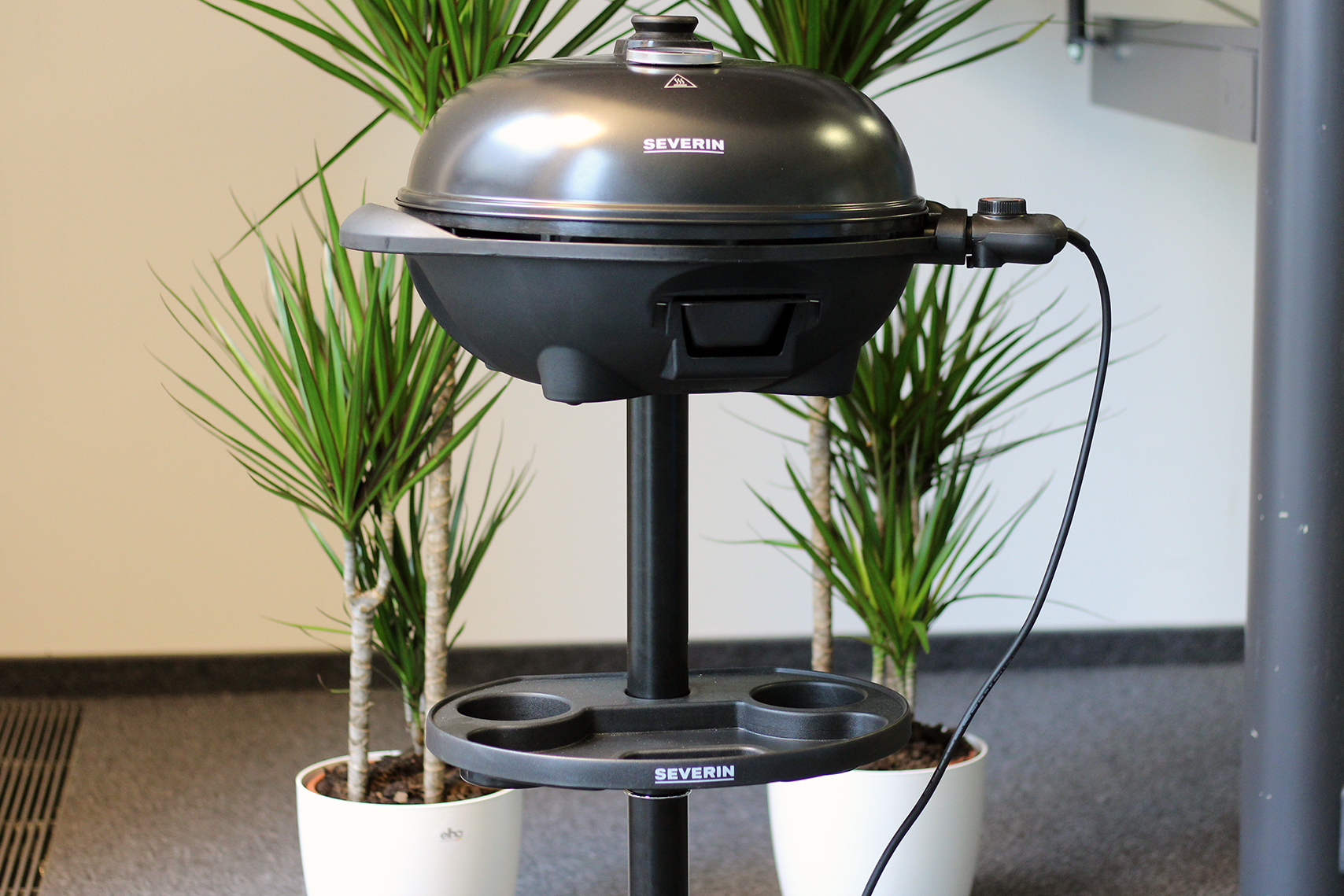 Severin Elektrogrill Gebraucht : Severin barbecue grill pg youtube